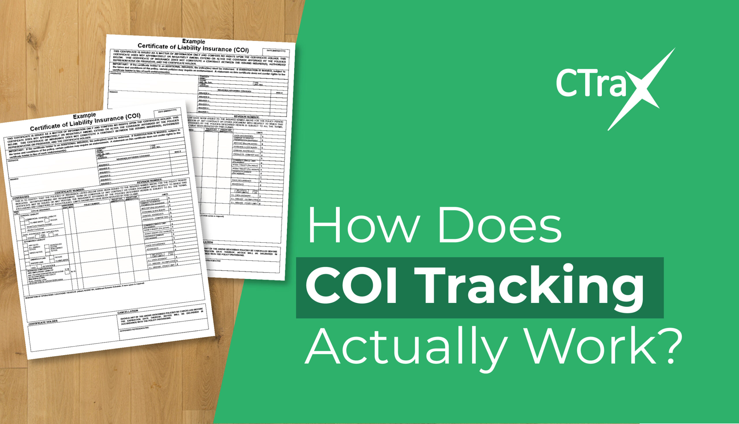 Read more about the article How Does COI Tracking Actually Work