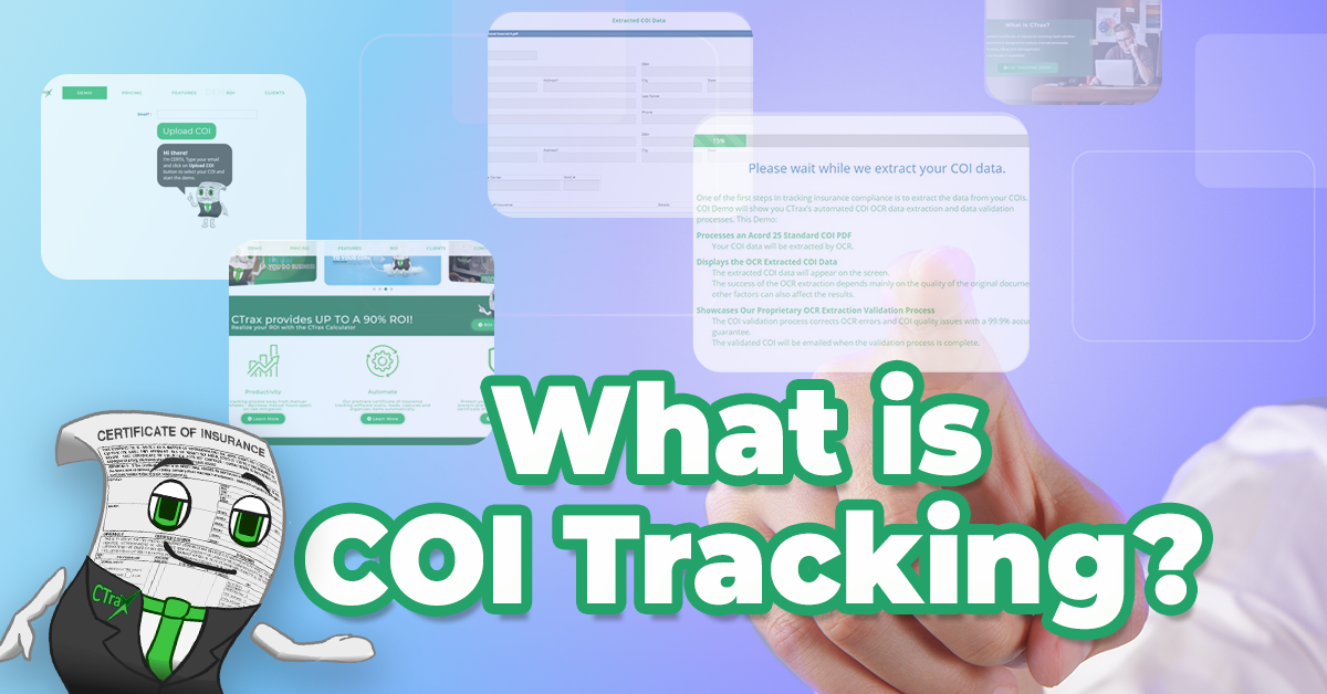 Read more about the article What Is COI Tracking?