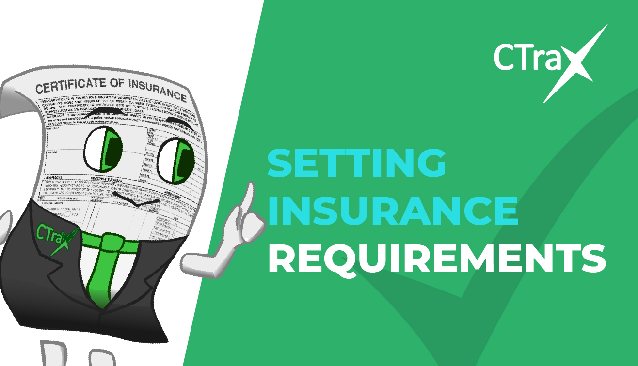 Read more about the article Setting Insurance Requirements