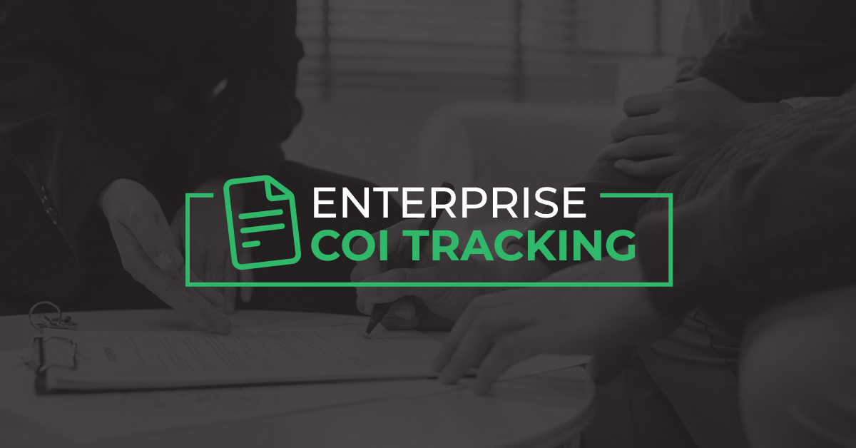 Read more about the article Enterprise COI Tracking