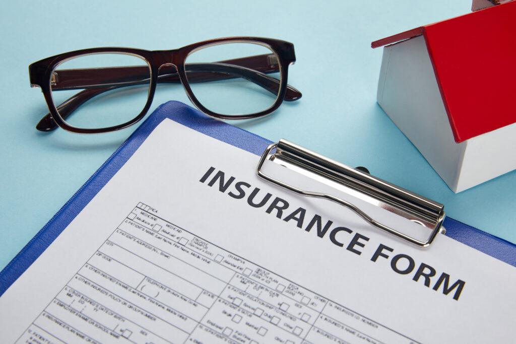 insurance font form