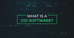 what is a coi software