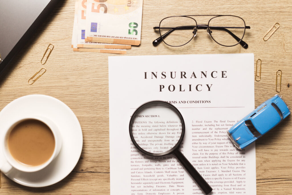 insurance coverage policy